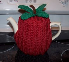 Apple tea cozy!