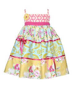 Love this Daffodil Cecily Dress - Infant, Toddler & Girls by Magpie & Mabel on #zulily! #zulilyfinds