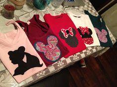 DIY Easy Disney Shirts!
