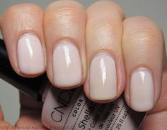 CND Shellac Romantique | If you would like to feature your best manicures, pedicures, and nail designs on this +Group board ♥like this, comment below, and follow me to receive an invite.