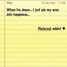 Pinterest addict <3