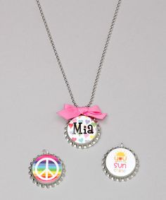 Pop top necklace - need to make this for Kaylee