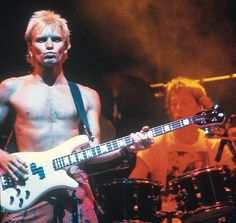 The Police - The Synchronicity Tour