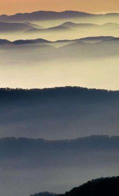 Great Smoky Mountains, #Tennessee