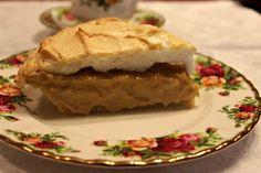 Sweet Tea and Cornbread: Southern Peanut Butter Cream Pie!