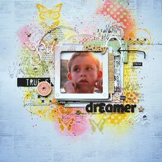 Au bout de mes doigts: Dreamer - Atelier Pop and Colours