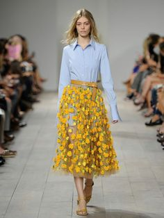 The latest trend from Michael Kors is oh-so-preppy and easy