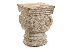 Architectural Accent Table on OneKingsLane.com