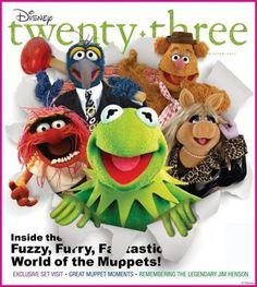 Muppets (Twenty Three)