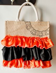 vixenMade: Trick or Treat Bag