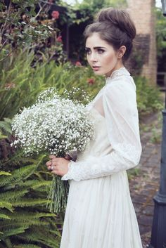 The Free-Spirited Stylings of Maggie May Bridal | OneWed
