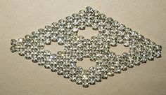 Vintage 1920s 1930s Diamond Shape by TheGatheringVintage on Etsy, $20.00