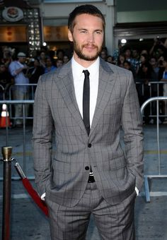 "Taylor Kitsch - ""Savages"" Premiere"