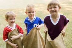Field Days Games for Elementary PE