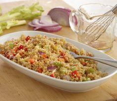 Perfect Pinch Cajun Seasoning brings heat to this guilt-free Mardi Gras dish.