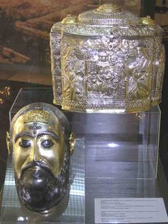 Treasures of Bulgaria -  Thracian silver