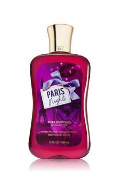 Paris Nights Shower Gel - Signature Collection - Bath & Body Works