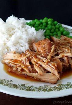 Slow Cooker Teriyaki Pork