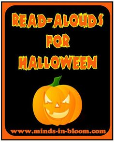 Halloween Books to Read Out loud