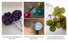 "Top Fall Hair Accessories -- Fabulous new fall hair accessories with patterns and colors that are truly ""back to nature."" #curlyhair http://www.naturallycurly.com/curlreading/curly-hair/top-fall-hair-accessories"