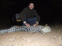 Johan Maree - founding member of Wildlife ACT