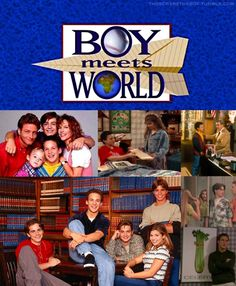 Favorite Television of the '90s  Boy Meets World  1993-2000