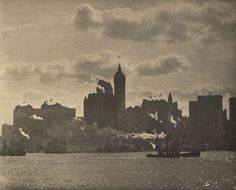 Lower Manhattan (1911) by Alfred Stieglitz