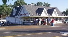 Ted Drewes Custard - St. Louis