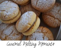 Caramel Melting Moments