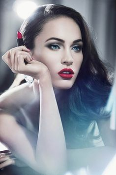 Red lip perfection