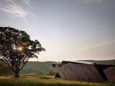 Conneticut House {Architect Daniel Libeskind}