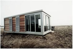 Prefab from Hangar Design Group