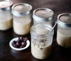 Make ahead oatmeal