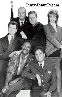 Night Court TV Show Cast Members