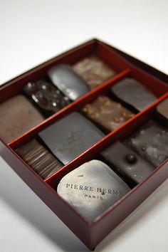 Chocolat Assort, Pierre Hermé #chocolates #sweet #yummy #delicious #food #chocolaterecipes #choco #chocolate