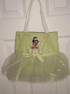 Princess and the Frog Tote Bag.