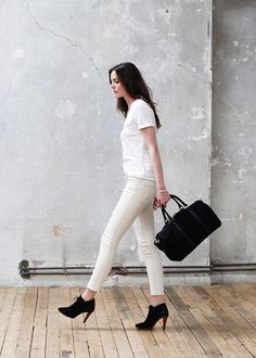 Sézane / Morgane Sézalory - Nola bag - Essentials Collection www.sezane.com