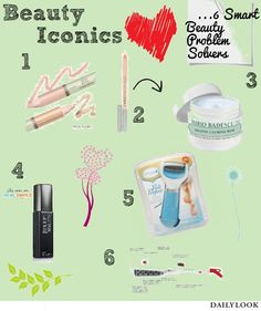 6 Smart Beauty Probl...