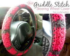 Free Steering Wheel Cover Crochet Pattern