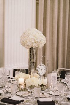 New Years Eve wedding details   New Years Eve W Hotel Chicago Greek Wedding  Read more - http://www.stylemepretty.com/illinois-weddings/chicago/2013/12/27/new-years-eve-w-hotel-chicago-greek-wedding/