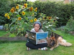 Chilling with the LRB and Klara my dog in Manchester #readeverywhere
