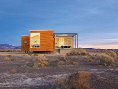 Rondolino Residence, Nevada, 2010 by Nottoscale #architecture #design #interiors #house #landscape