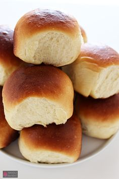 Hawaiian Bread Rolls