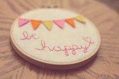 CatshyCrafts embroidery hoop art