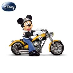 Disney NFL Figurine: Pittsburgh Steelers Headed For Victory