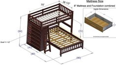 Free Bunk Bed plan