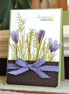 heart punch, paper moment, punch heart, crocus, craft clare, stampin, punch art, card, clare paper