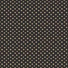 Nate Berkus Desi Fabric - Obsidian