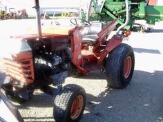 Kubota L2650 tractor salvaged for used parts. Call 877-530-4430 for the best selection of used ag parts. http://www.TractorPartsASAP.com