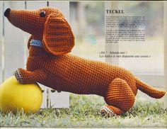 háčkované zvířátka - Hledat Googlem